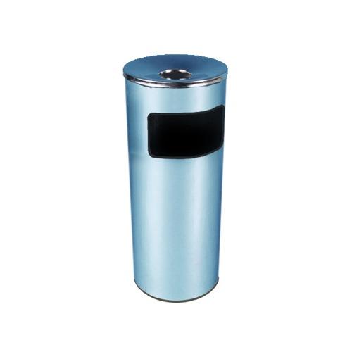 Металлическая напольная урна, 25х25х60,2 см, К250НН