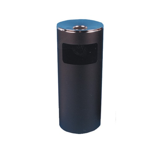 Металлическая напольная урна, 25х25х60,2 см, К250Н