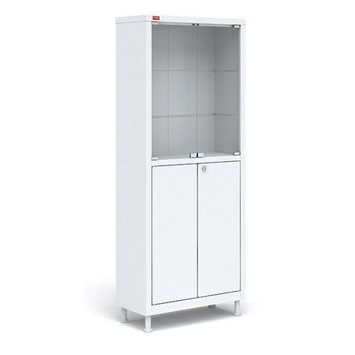 Медицинский шкаф для хранения медикаментов, 70х32х165,5 см, М2 165.70.32 С
