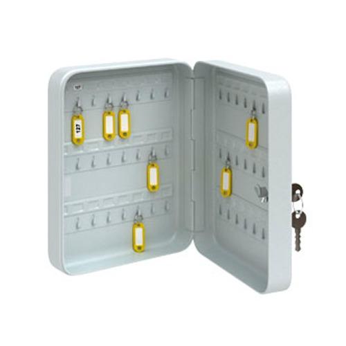 Металлический шкафчик для ключей, 30х8х24 см, КС-48