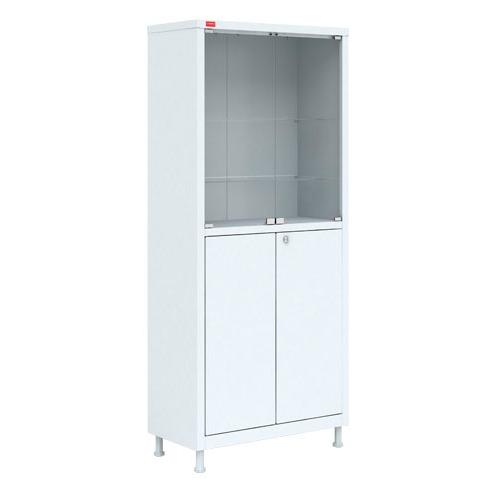 Медицинский шкаф для хранения медикаментов, 80х40х175 см, М2 175.80.40 С