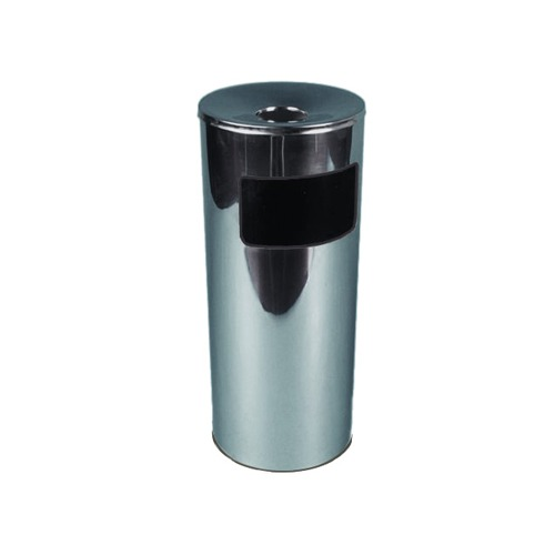 Металлическая напольная урна, 30х30х71,8 см, К300НН